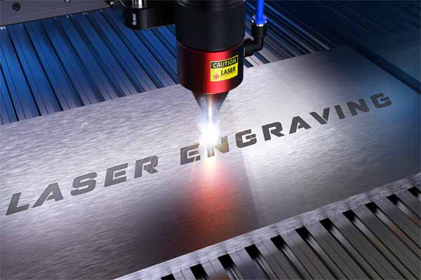 Simple instructions for laser engraving